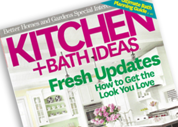 Better Homes and Gardens: Kitchen + Bath Ideas