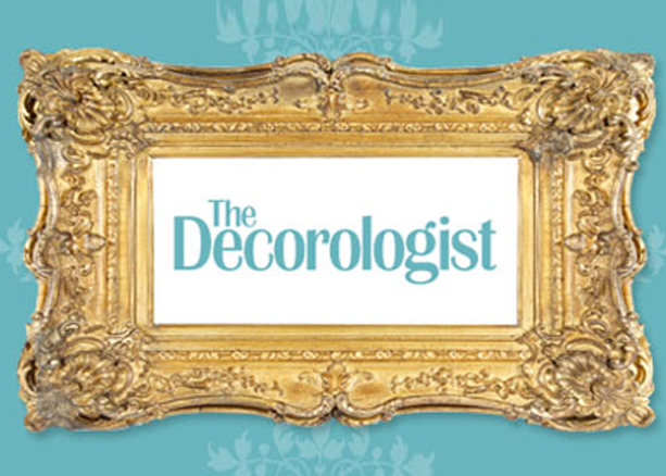 Featured on The Decorologist