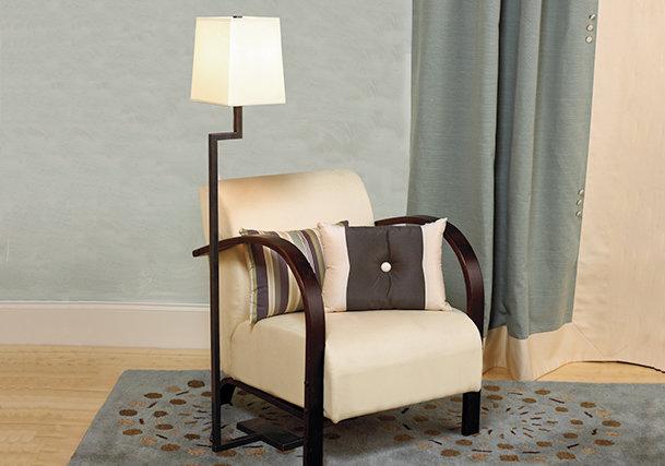 Storage & Space Saver Floor Lamps