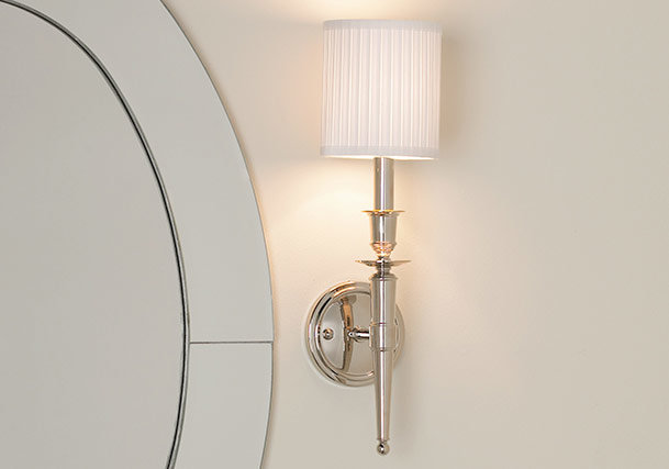 Lamp shades distinguish your style shades of light chandelier sconce shades aloadofball Gallery