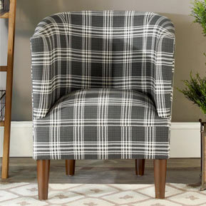 Unique Seating: Accent Chairs and Barstools