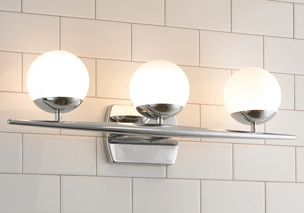 Modern & Contemporary Bath Lighting