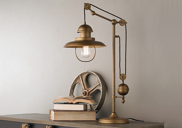 Antique & Vintage Inspired Table Lamps
