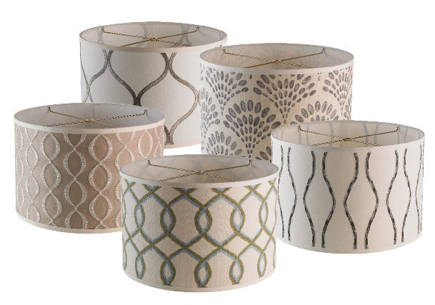 393738ad9ea0 Table Lamp Shades. Unique Shades to Distinguish Your Style. Drum Shades
