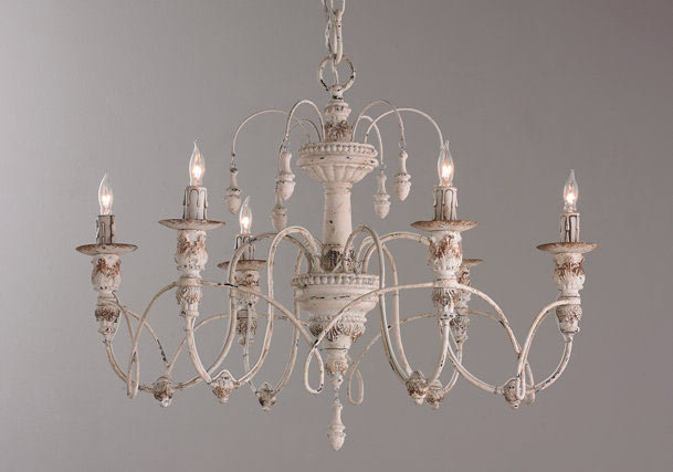 Antique & Vintage Inspired Chandeliers