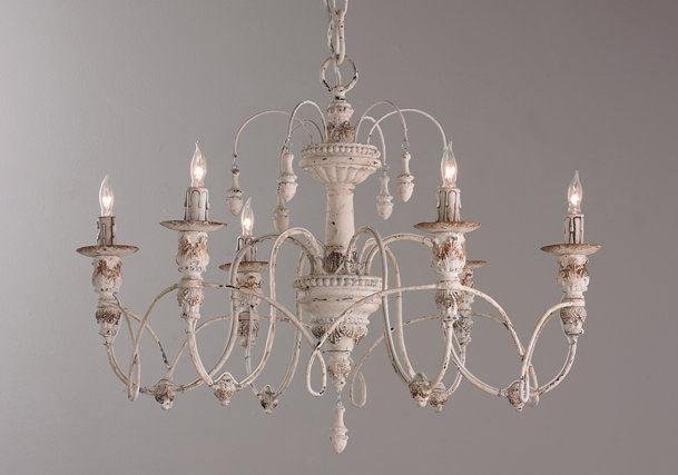 Antique & Vintage Inspired Chandeliers