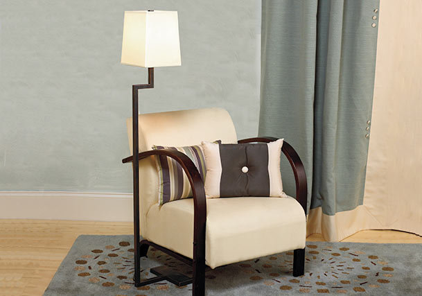 Storage E Saver Floor Lamps