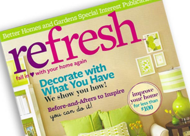 Better Homes and Gardens: Refresh
