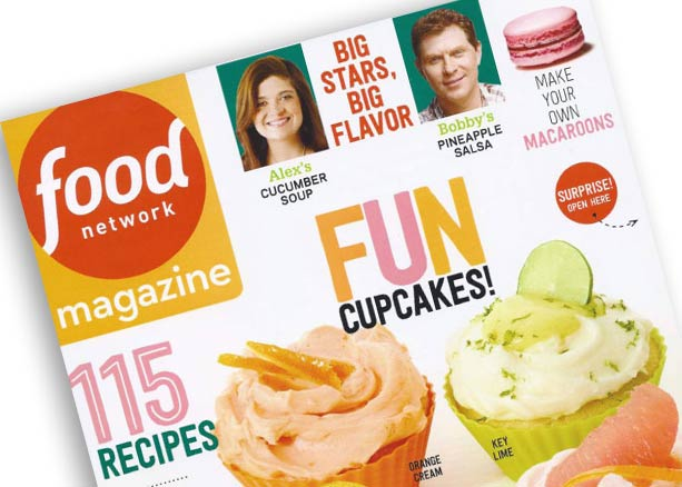 Food Network Magazine May 2014