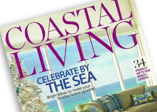 Coastal Living January 2012