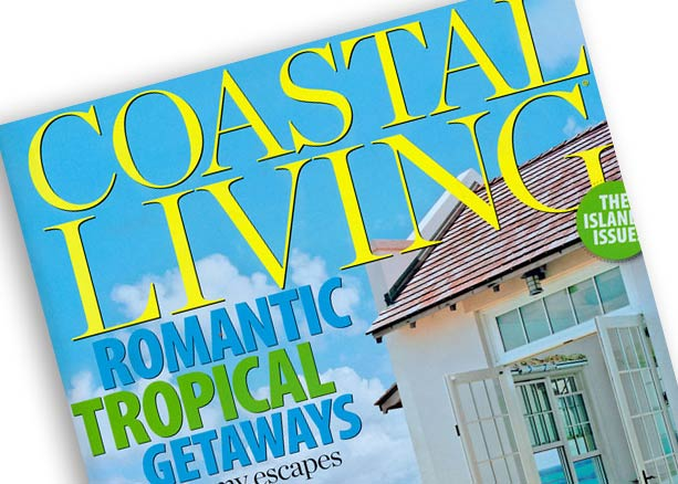 Coastal Living February 2011