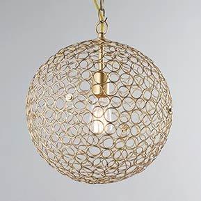 Globe Pendant Lights