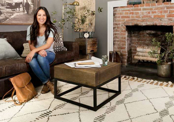 Magnolia Home Rugs, Pillows and Throws by Joanna Gaines