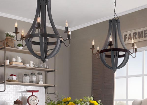 Lighting Solutions: How to Size and Hang a Chandelier