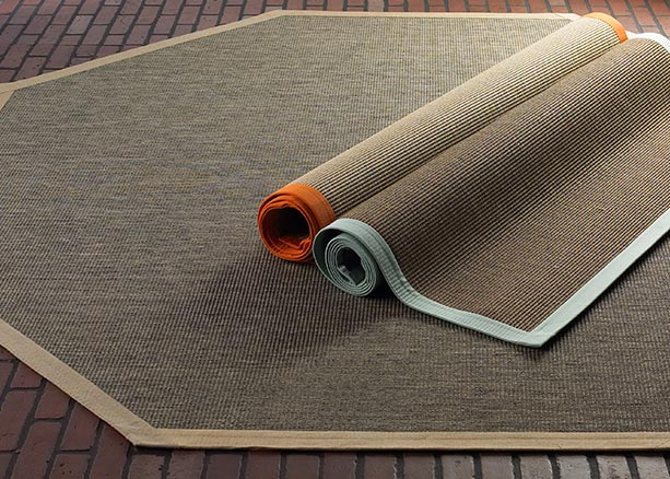 Summer Sisal and Seagrass Area Rugs