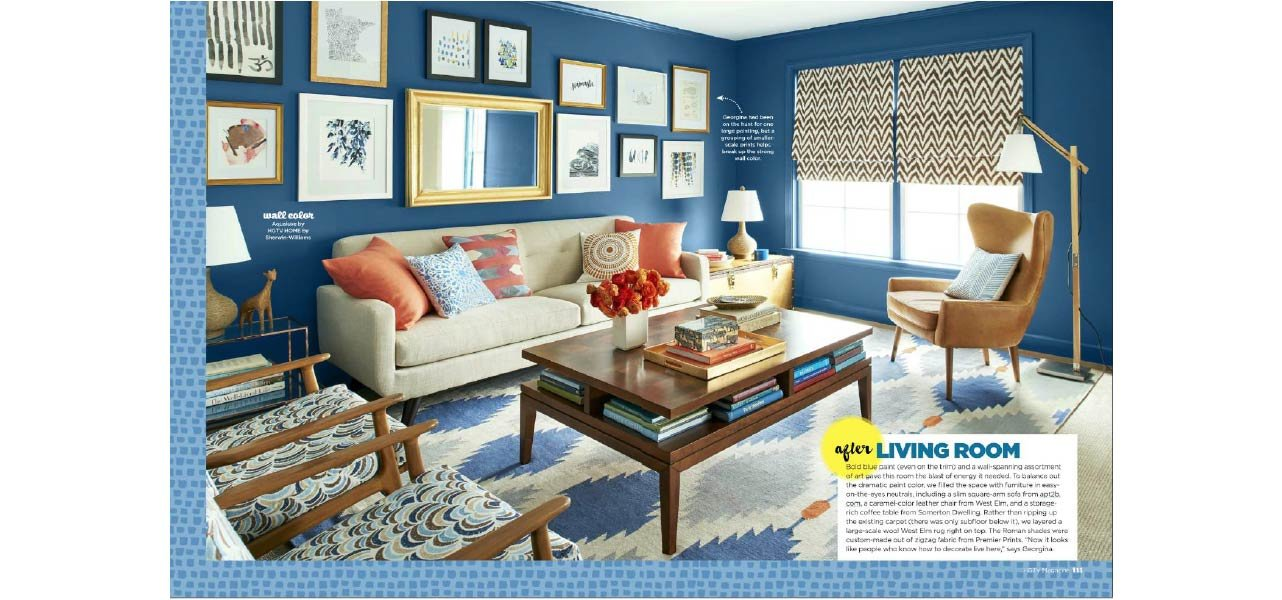 HGTV Magazine Sept 2016