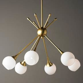 Modern and Contemporary Chandeliers