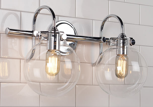 Shop All Bath Lights