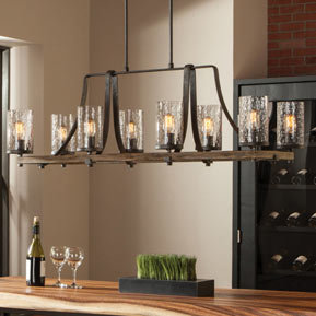 Kitchen Island Chandeliers