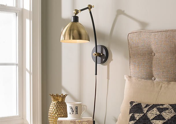 Swing Arm Wall Lamps