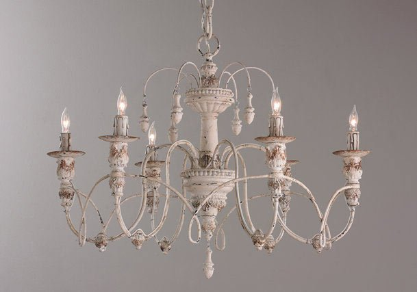 Antique Vintage Inspired Chandeliers