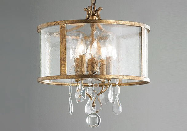 Chandelier lighting distinguish your style shades of light drum chandeliers aloadofball Images