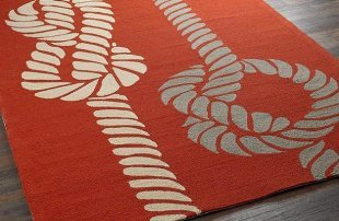 Nautical, Coastal & Beach Rugs