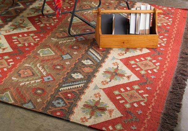Dhurrie and Flat Weave Rugs