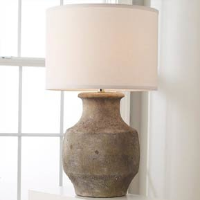 Rustic & Farmhouse Table Lamps