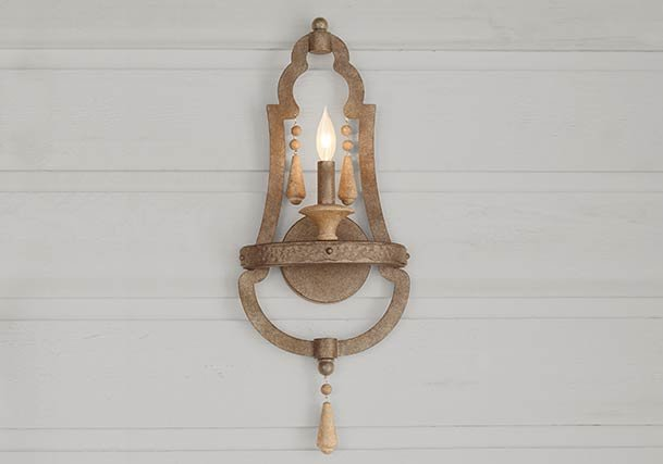 Antique and Vintage Inspired Sconces