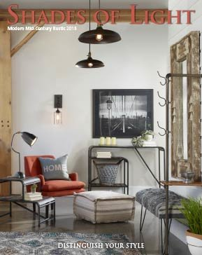 Young Hollywood HauteModern Mid-Century Rustic