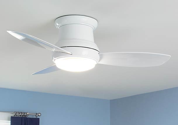 Low Profile Ceiling Fans