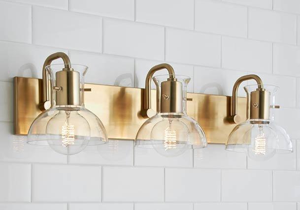 Modern & Contemporary Bath Lighting