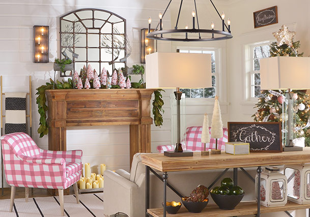 Modern Farmhouse Holiday