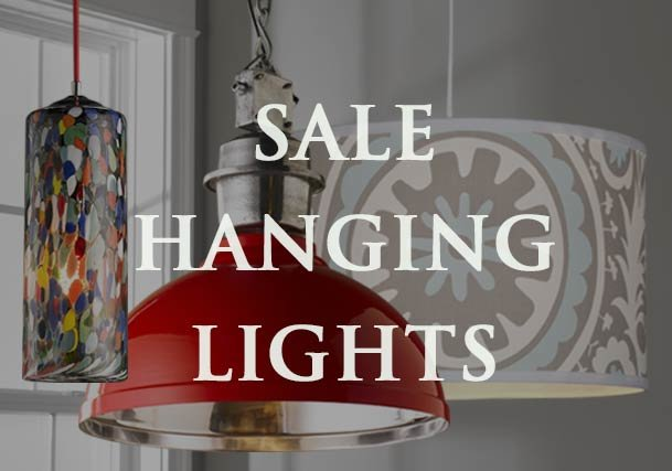 Sale Hanging Lights