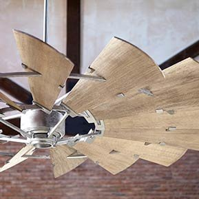 Rustic & Farmhouse Ceiling Fans