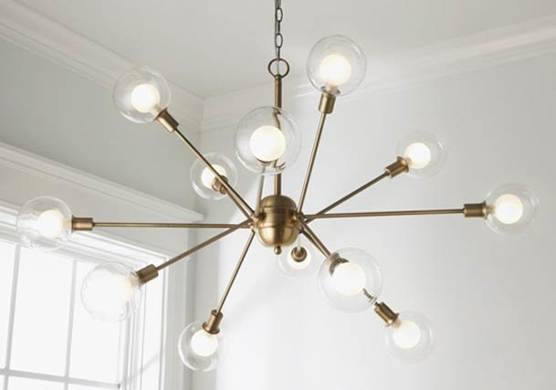 Contemporary Light Fixture Styles Deal a Selection