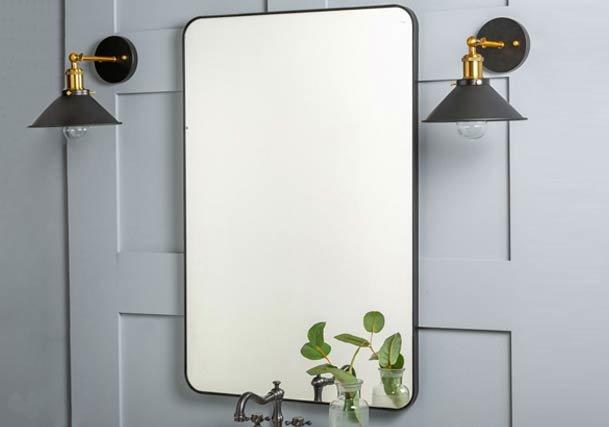 Bath and Vanity Mirrors