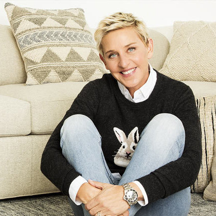 ED Ellen DeGeneres Lighting
