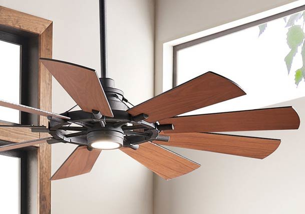 Large Ceiling Fans for Big Rooms