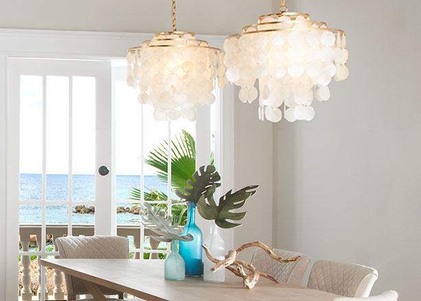 5 Ideas to Guide Your Dining Room Chandelier Choice