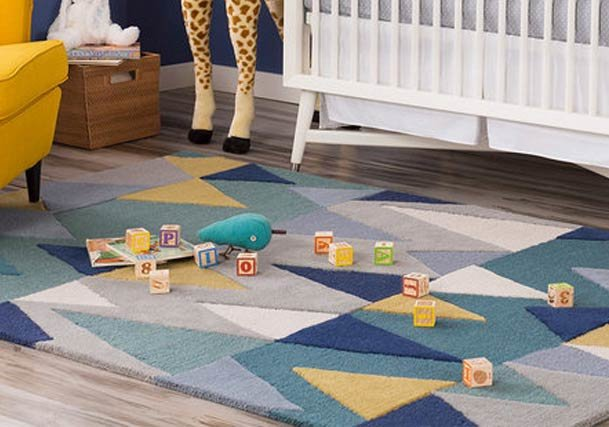 Kids Lighting, Rugs & Home Decor