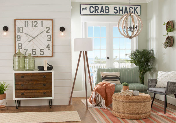 Nautical & Coastal Style