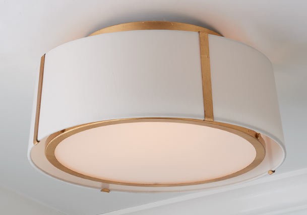 Drum Ceiling Lights