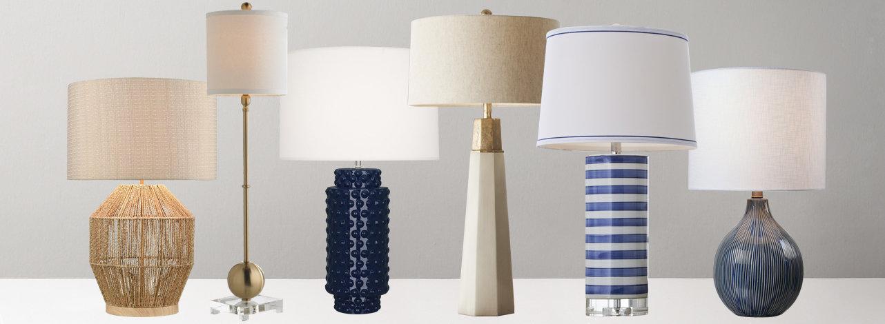 Table Lamps End Table Lamps Large Table Lamps Shades Of Light