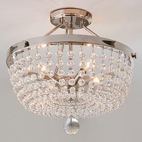 Crystal Ceiling Lights