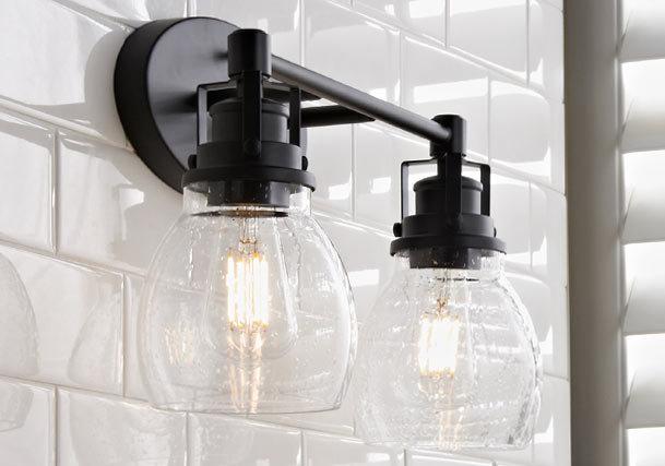 Farmhouse Bath Lights