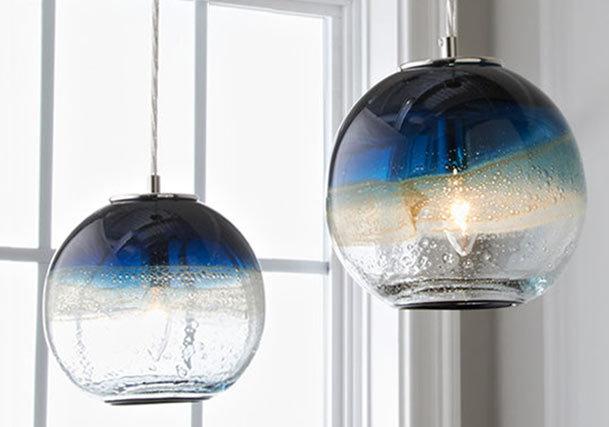 Art Glass Pendants