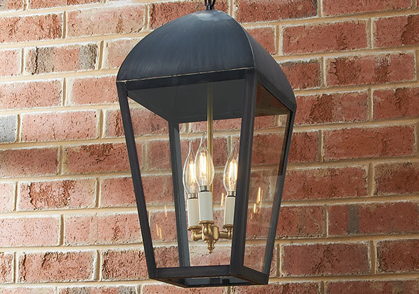 Farmhouse Outdoor Hanging Lights