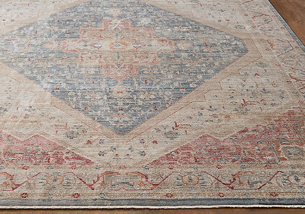 Antique & Vintage Inspired Rugs